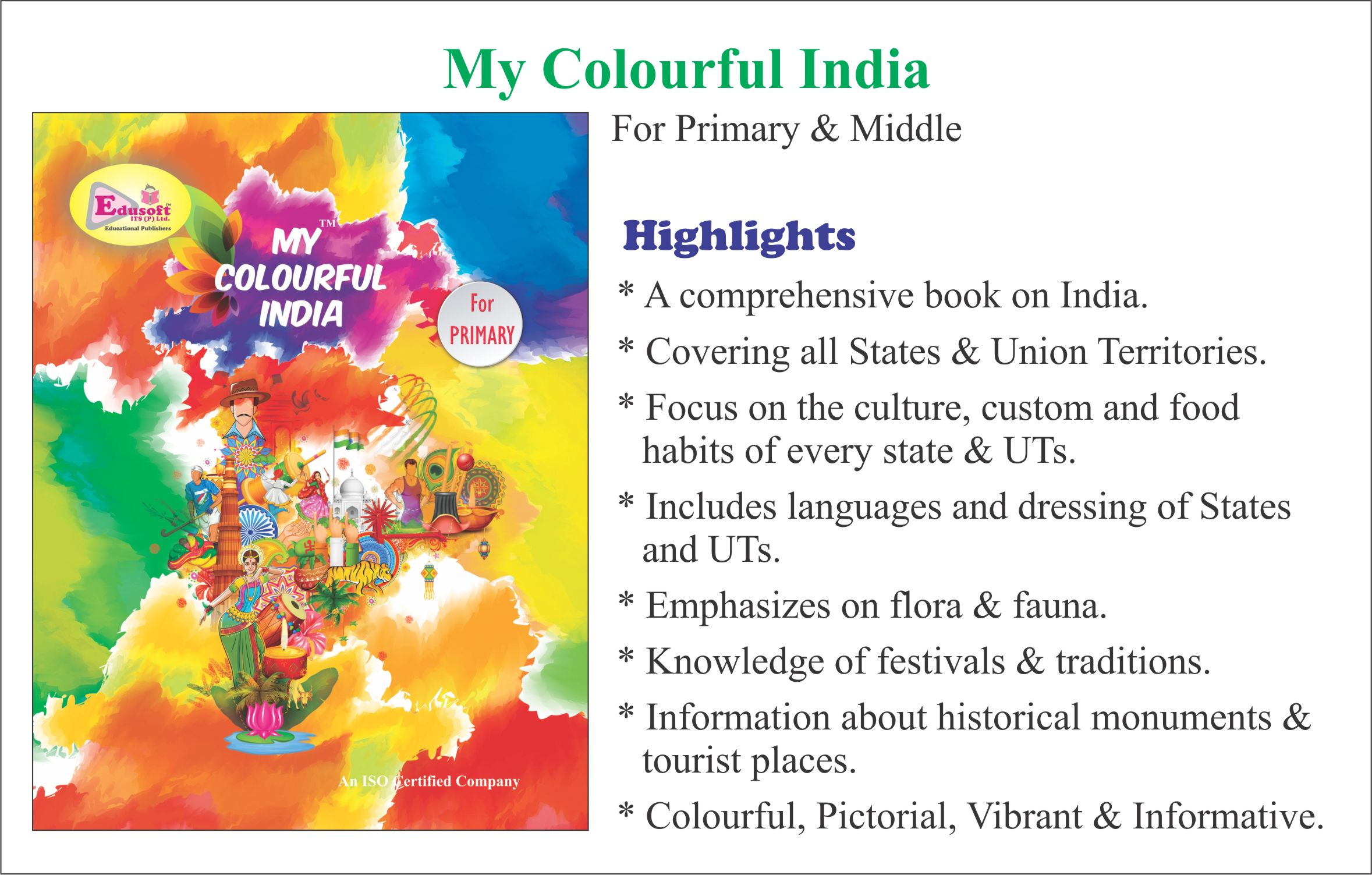 My Colourful India