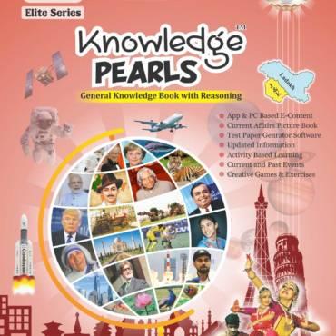 Knowledge Pearls – General Knowledge Book with Reasoning